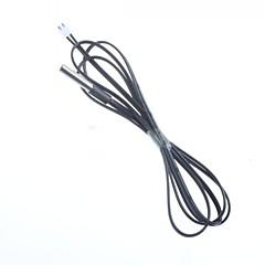お買い得  センサー-DIYのステンレス鋼の温度センサプローブNTCサーミスタ