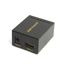 halpa Kaapelit ja adapterit-HDMI 1.4 toistin 35m 115ft jatkeeksi amplifer 340 Mhz 3.4gbps 1080p 3d voimalla ekv