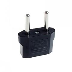eu plugg til eu og oss plugge strømadapter (2stk)