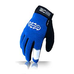 Basecamp Γάντια για Δραστηριότητες/ Αθλήματα Γάντια ποδηλασίας Διατηρείτε Ζεστό Αδιάβροχη Αντανακλαστικό Αντιανεμικό Αναπνέει Ολόκληρο το