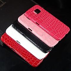 Voor Samsung Galaxy hoesje Other hoesje Achterkantje hoesje Effen kleur PC Samsung S6