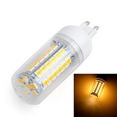 economico Lampadine LED-8W E14 / G9 / E26/E27 LED a pannocchia T 48 SMD 5050 700-800 lm Bianco caldo AC 220-240 V 1 pezzo