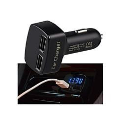 Недорогие Автоэлектроника-4 в 1 многофункциональный показатель температуры машина плата / напряжения / Ампер