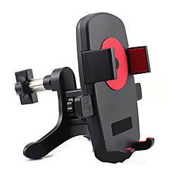 Telefonhalterung und Ständer Auto Belüftungsfunktion Verstellbarer Ständer Kunststoff for Handy