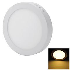 18W Mennyezeti izzók 90 SMD 2835 1300-1600lm lm Meleg fehér / Hideg fehér AC 85-265 V 1 db.