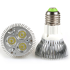 preiswerte LED-Birnen-6W 300-350lm E26 / E27 LED-PAR-Scheinwerfer PAR20 3 LED-Perlen Hochleistungs - LED Warmes Weiß / Kühles Weiß 100-240V / 85-265V