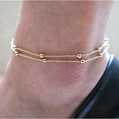 baratos Bijuterias para o Corpo-grânulos tornozeleira jóias anel pulseira corpo pé praia