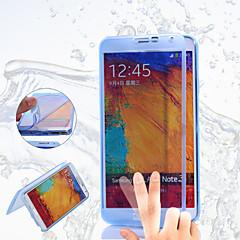 Mert Samsung Galaxy Note Porálló Case Teljes védelem Case Egyszínű TPU Samsung Note 3