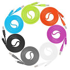 appel mfi gecertificeerd bliksem naar USB data sync lader platte kabel voor iPhone 7 6s 6 plus se 5s 5 ipad (150cm)