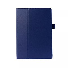 Embossed Super Fiber Material + Pu + Imported TPU Material Shell Protective Sleeve for Samsung GALAXY Tab S T800