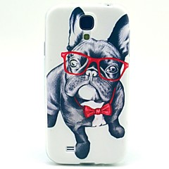 Για Samsung Galaxy Θήκη Με σχέδια tok Πίσω Κάλυμμα tok Σκύλος TPU Samsung S4 Mini