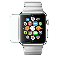 cheap New Arrivals-High Transparent Screen Protector with Cleaning Cloth for Apple Watch 3 Series 2 1 IWATCH 42mm