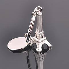 Eiffeltornet nyckelring