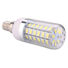preiswerte LED-Birnen-YWXLIGHT® 1pc 12 W 1200 lm E14 LED Mais-Birnen T 56 LED-Perlen SMD 5730 Warmes Weiß / Kühles Weiß 220-240 V / 110-130 V / 1 Stück