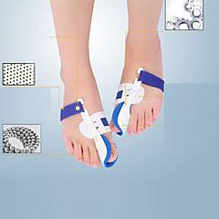Teljes test Láb Támogatás Lábujj elválasztó & Bütyök Pad Enyhíti láb fájdalom Tartásjavító eszköz Műanyag