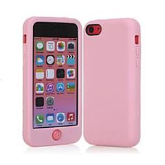 Smarties половины пакет из мягкого силикона фрукты цвета телефон случае для iPhone 5с (ассорти цветов)