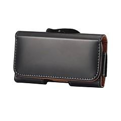 Недорогие Универсальные чехлы и сумочки-Кейс для Назначение универсальный Кошелек Чехол Сплошной цвет Мягкий текстильный для Note 4 Note 3 Note 2