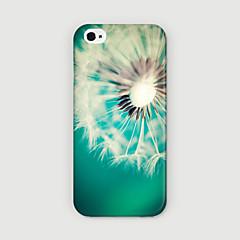Для Кейс для iPhone 6 / Кейс для iPhone 6 Plus С узором Кейс для Задняя крышка Кейс для Одуванчик Твердый PCiPhone 6s Plus/6 Plus /