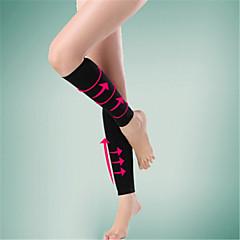 Unisex Uden ærmer Komprimering Kompressionssokker Sokker for Yoga Campering & Vandring Træning & Fitness Fritidssport Cykling/Cykel