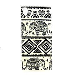 Käyttötarkoitus Sony  kotelo Xperia Z3 kotelot kuoret Kuvio Takakuori Etui Elefantti Pehmeä TPU varten Sony Sony Xperia Z5 Compact Sony
