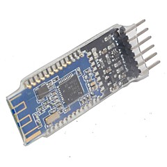διαφανή HM-10 σειριακό Bluetooth 4 μονάδα Bluetooth σειριακή λογική στάθμη μετατροπής / αντι