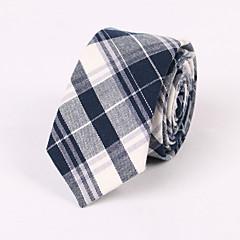 abordables Corbatas y Pajaritas para Hombre-Hombre Corbata - Casual A Cuadros