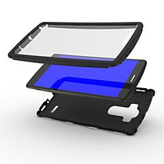 Maska Pentru LG Carcasă LG Anti Șoc Carcasă Spate Culoare solidă Greu PC pentru