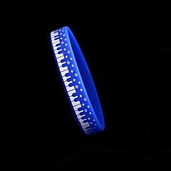 preiswerte Armbänder-Herrn Damen Ketten- & Glieder-Armbänder - Armbänder Rot / Blau / Hellblau Für Hochzeit Party Alltag