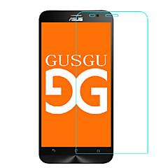 お買い得  その他のスクリーンプロテクター-スクリーンプロテクター Asus のために Asus Zenfone 2 ZE551ML 強化ガラス 1枚 ハイディフィニション(HD)