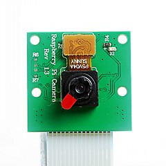 voordelige Accessoires-5.0MP ov5647 cameralens board voor Raspberry Pi a / b / b +