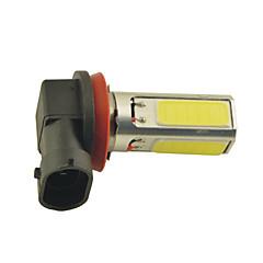 Недорогие Противотуманные фары-H8 / H11 Автомобиль Лампы 15W COB 600lm 3 Противотуманные фары