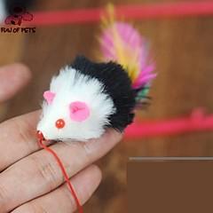 Katzenspielsachen Haustierspielsachen Teaser Federnspielzeug Maus