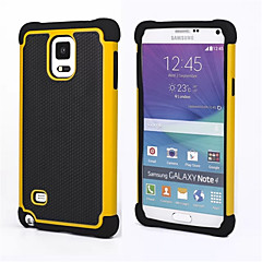 billige Galaxy Note 3 Etuier-Etui Til Samsung Galaxy Samsung Galaxy Note Stødsikker Bagcover Rustning PC for Note 4 Note 3