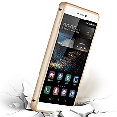 Voor Huawei hoesje Water / Dirt / Shock Proof hoesje Achterkantje hoesje Effen kleur Hard Acryl Huawei
