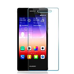 olcso Huawei képernyővédők-hd karcsú karcolásálló üvegvédő fólia a huawei p7 képernyővédőhöz a huawei-hez