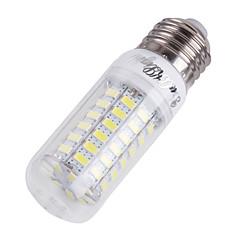 tanie Żarówki LED-E14 E26/E27 Żarówki LED kukurydza T 48 Diody lED SMD 5730 Dekoracyjna Ciepła biel Zimna biel 1000lm 3000/6000K AC 220-240 AC 110-130V
