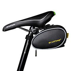 CoolChange® 자전거 가방 about4LL자전거 배낭 방수 / 방습 / 미끄럼 방지 / 충격방지 / 착용할 수 있는 싸이클 가방 TPU 싸이클 백 사이클링 105MM*175MM*95MM