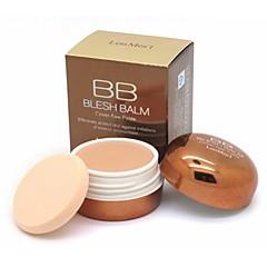 voordelige Make-up Gezicht-1 Concealer/Contour Nat Balsem Bedekking Langdurig Concealer Oneffen huidtint Naturel Donkere kringen behandeling Poriënverkleinend