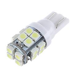 Недорогие Освещение салона авто-LORCOO 2pcs T10 Автомобиль Лампы 5W 20 Внутреннее освещение