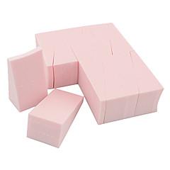 Smikkészlet tárolás Púder puff/Szépségápolási kellék 13.3*11.4*2 Orange / Fehér