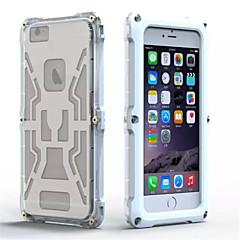 Недорогие Кейсы для iPhone 6 Plus-Кейс для Назначение Apple iPhone 6 iPhone 6 Plus Защита от пыли Защита от удара Водонепроницаемый Чехол броня Твердый ПК для iPhone 6s