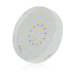 olcso Beépített LED világítás-lexing gx53 5w 48x2835smd 400-500lm meleg fehér / hideg fehér / természetes fehér led szekrény lámpa (220 ~ 240v)