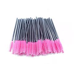 50 Eyelash Brush Overige Reizen / synthetisch / Beperkt bacterieën / Hypoallergeen Hout Oog OverigeForBlozen