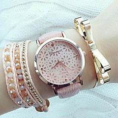 Watch Women Daisy Hollow Quartz Wrist Watch Cool Watches Unique Watches Fashion Watch