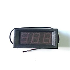 "3-digit 0.56"" Voltage Display Module - Black (DC 4.5V~30V)"