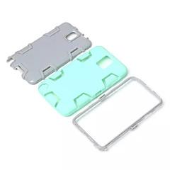 Mert Samsung Galaxy Note Ütésálló / Vízálló / Porálló Case Hátlap Case Páncél PC Samsung Note 5 / Note 4 / Note 3