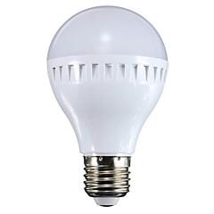 お買い得  LED 電球-500 lm E26/E27 LEDボール型電球 A60(A19) 16 LEDの SMD 装飾用 温白色 クールホワイト AC 100-240V