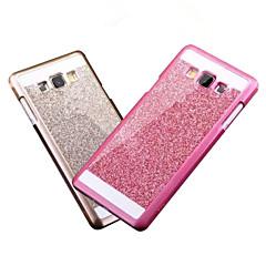 Χαμηλού Κόστους Galaxy A3 Θήκες / Καλύμματα-bling κάλυψη περίπτωσης λάμψη κάλυμμα σκόνης fashional τηλέφωνο κάλυψη περίπτωσης με το λογότυπο εξαιρετικά λεπτή θήκη για το Samsung