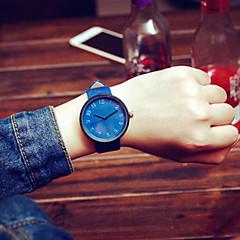 preiswerte Armbanduhren für Paare-Paar Armbanduhr PU Band Charme / Modisch