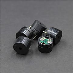 voordelige Sensoren-diy passieve elektromagnetische zoemer set - zwart (5 stuks)